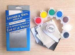 Leather Vinyl Repair Kit Fix Holes Car Boat Seat Home Furniture Reparing Tools