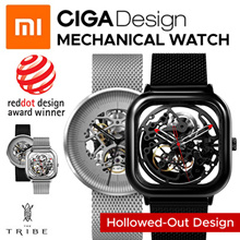 Xiaomi CIGA Design Hollowed-out Mechanical Watch Reddot Winner Stainless