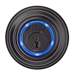 (Kwikset - Kevo) Kwikset Kevo Touch-to-Open Bluetooth Smart Lock in Satin Nickel-99250-002