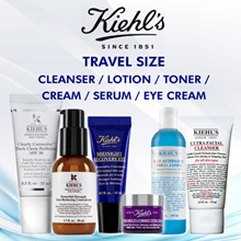 NEVER BEFORE PRICE!!! Kiehls Travel Sizes - Cleanser/ Lotion/ Toner/ Cream/ Serum/ Eye Cream - 100% Authentic