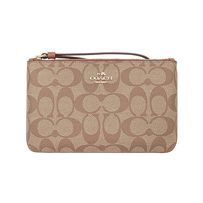2e4617559837 Authentic COACH Wristlet F58695 with Box - Ship from SG - Great Gift for  the Modern