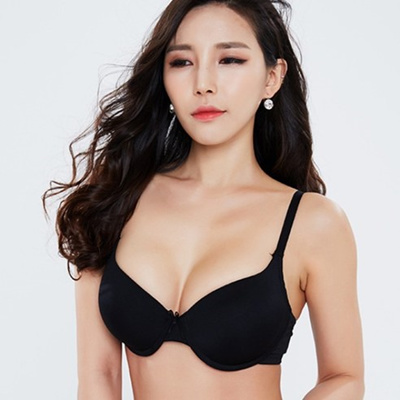 purchase newest choose original sells (BR 41601 / D cup) Basic size D cup bra for daily use (YU02017) (Korean  fashion) c063