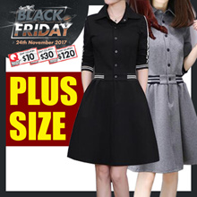 【Nov 25th】QXPRESS 2017 NEW PLUS SIZE FASHION LADY DRESS blouse TOP PANTS skirt