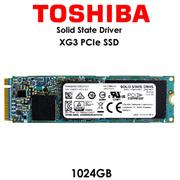 TOSHIBA M.2 XG3 PCIE 3.0 SSD / 1TB