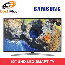 SAMSUNG UA65MU6100 65INCH UHD SMART LED TV - 3 YEARS LOCAL WARRANTY