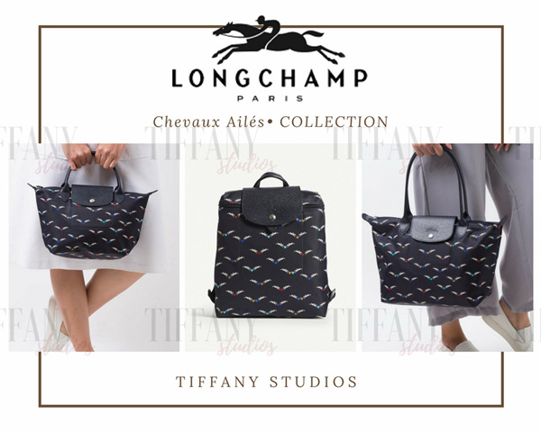 af308732e9da Buy SG SELLER FLAT PRICE 100% AUTHENTIC LONGCHAMP Chevaux Ailés Series  Deals for only S 129 instead of S 0