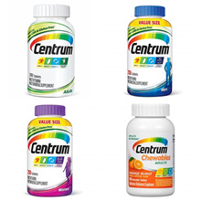 Centrum Adult Women #39s Man 250 tablets Vitamin Nutrition 300 tablets for men and women common.