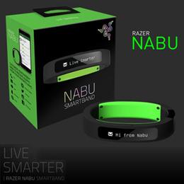 RAZER Nabu LIVE smater / Social Wearable Smartband