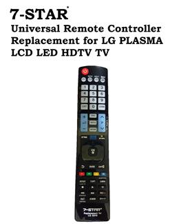Replacement TV Remote Control for SONY Toshiba LG SAMSUNG SHARP PHILIPS PANASONIC Universal TV