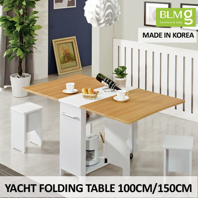 Kitchen folding table images table decoration ideas yacht folding table10001500furniturehomestable qoo10 yacht folding table10001500furniturehomestablemodernkitchendiy furniture deco watchthetrailerfo workwithnaturefo