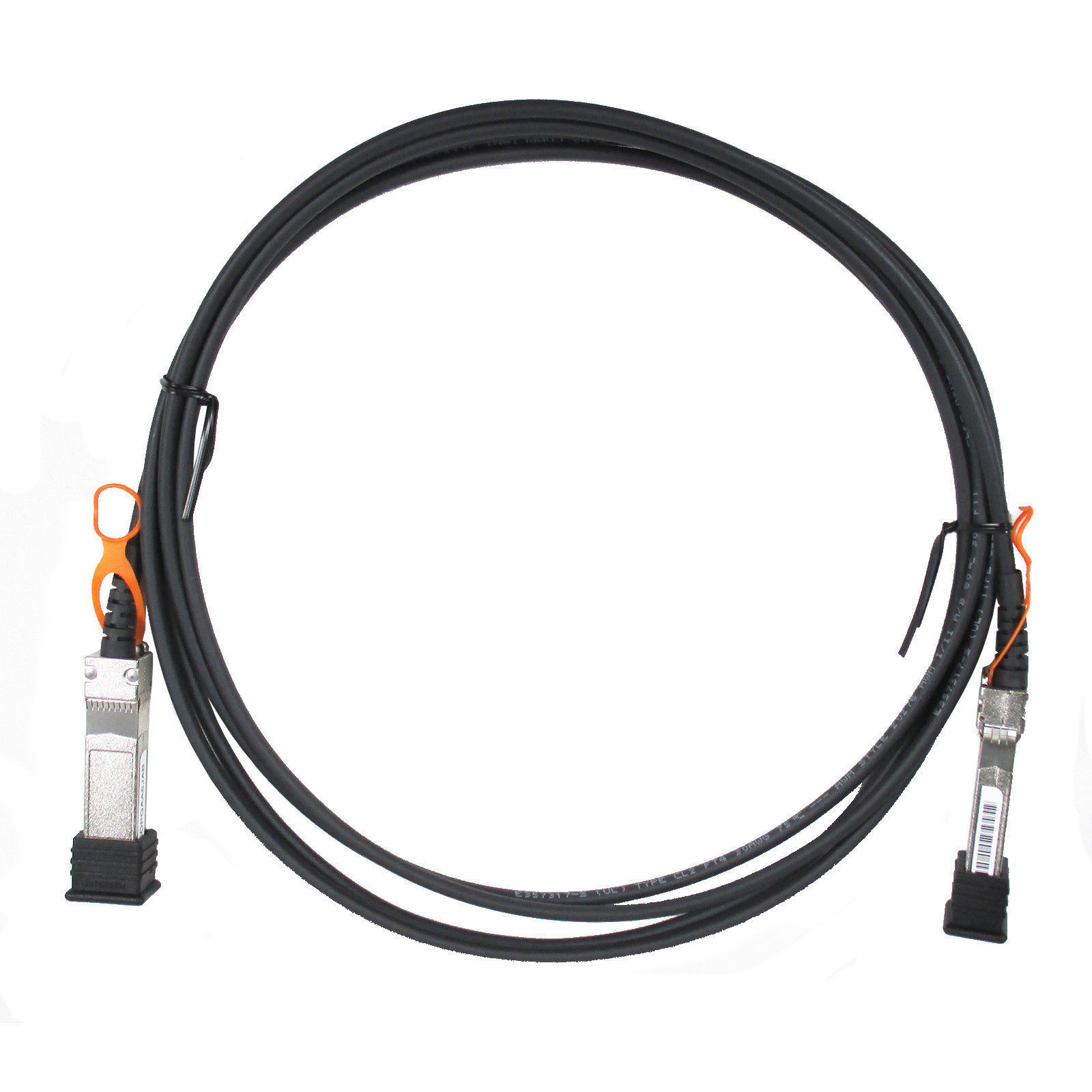 Cisco SFP-H10GB-CU3M Three 3 Meter 10GbE Twinax Cable 37-0961 COPQAA6J A