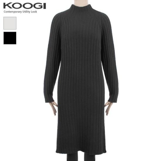 釘宮ゴルジロングニット・ワンピースKK3OP3168A ニット・ワンピース/ 韓国ファッション