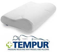 Tempur (R) Original Neck Pillow XS/S/M/L/Jr  ★FREE SHIPPING★