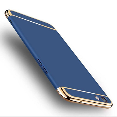 wholesale dealer cc517 d835a OPPO A57 case cover 5.2 inch back cover 3 in 1Ultra Thin Rose Gold Plating  Case oppo a57 a 57 case
