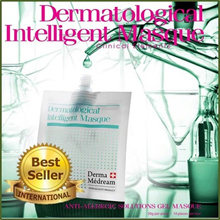 Derma Medream CDM Gel Masque/Aqua Booster/Timeless Lifting/skin Brightening/Anti-allergetic