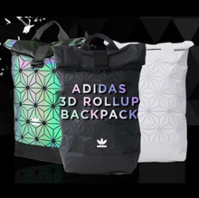 [CNY SPECIAL DISCOUNT]Original Issey-Miyake 3D Roll Top Backpack(Comes with RECEIPT)