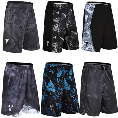 7fdfc0cd62 PLUS SIZE MEN SPORTS RUNNING BASKETBALL FITNESS SURFING BEACH BERMUDAS  SHORTS PANTS XXXXL
