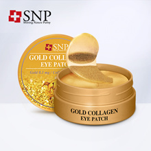 [$8ea BUY 4+1 FREE] ♥ PREMIUM QUALITY KOREA EYE PATCHES ♥ SNP GOLD COLLAGEN EYE PATCH ❤SNP X COCOMO❤