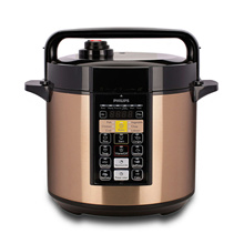 Philips Viva Collection ME Computerized Electric Pressure Cooker - HD2139/62 (2 Years warranty)