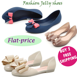 0a57894bb81 Flat price Jelly Shoes women shoes flat jelly heels wedge sport shoes  casual shoes