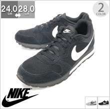 【Nationwide free shipping】 【10% OFF】 NIKE Nike MD runner 2 749794 001 010 25 25.5 26 26.5 27 27.5 28 Foot place gallery