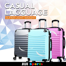 ♥[Casual Luggage]♥ Super Lightweight / Korean Fashion / Strong Polycarbornate / Travel Bag/Trolley