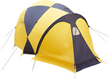 The North Face Bastion 4 Expedition Tent Summit Gold/Asphalt Grey