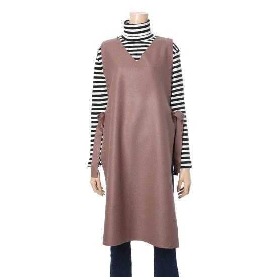 カルチャーコールロングリボンワンピースRSOPHB13 面ワンピース/ 韓国ファッション