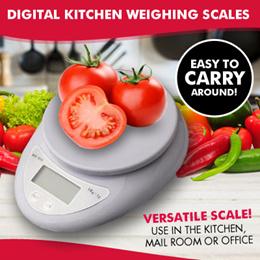 [SPORE] Digital Kitchen Food Portable Weighing Scales Cooking Baking Utensils Bake Tools Kitchenaid