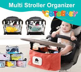★ Animal Stroller / Pram Organiser ★ Baby organiser ★ Stroller Basket ★Stroller Organizer★