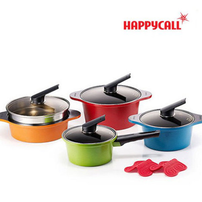 Qoo10 happycall 4pot set kitchen dining for Qoo10 kitchen set