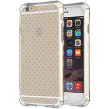 Air Bag  Cushion Transparent Soft Case for Iphone 4 4S 5 5S SE 6 6s Plus 7