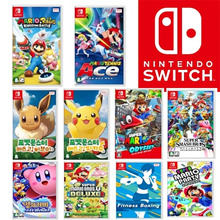 Nintendo Switch Game collection /super mario / pocketmon etc.