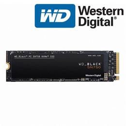 WD BLACK SN750 M.2 2280 NVMe SSD 250GB