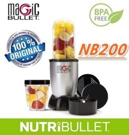 [Super Deal] NutriBullet Pro NB200 Hi-Speed Blender / 5000RPM / hand / Smoothie / blender