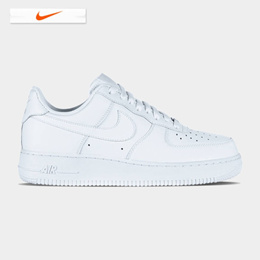[NIKE]100% Authentic  Air Force 1 07 315122-111 white