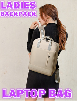 lady backpack Canvas women laptop bag with usb port Korean fashion waterproof Large Capacity