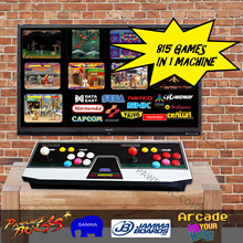 ARCADE MACHINE 815 IN 1 | SEGA ASTRO CITY | CONSOLE | FOR HOME USE | P.A.N.D.O.R.A. Box 4S PLUS HD