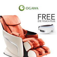 GSS SPECIAL - OGAWA Smart Vogue + FREE Eye Touch Plus worth $298