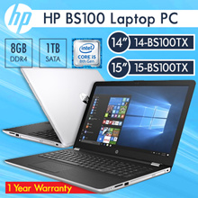 Brand New Latest i5 8th Generation Laptop |Available In Both 14 and 15 Inch| HP BS-100|?Quad-Core Processor|1 Year Warranty|
