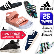 [Adidas] 25Types Shoes Collection / 100% Authentic / Slippers / Sandals / Sneakers