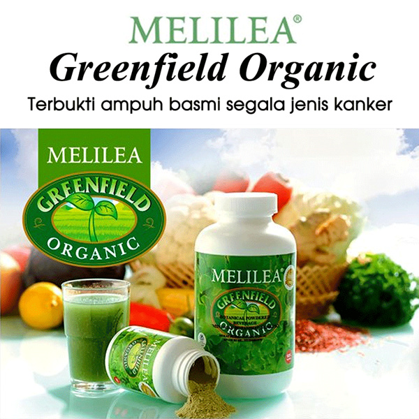 MELILEA Greenfield Organic Deals for only Rp300.000 instead of Rp300.000