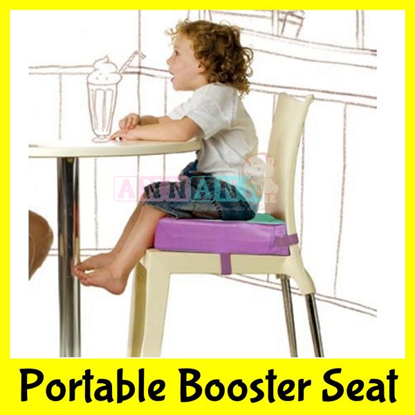 ?Baby Kids Chair Booster Cushion?High Chair Seat?Dining Pad Cover Deals for only S$39 instead of S$0
