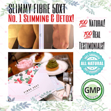 💖 #1 Weight Loss 100% Natural Lose Weight Healthily! Slimmy Detox Nutri Slim Fibre 50XT 💖