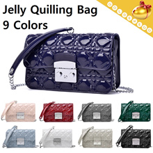 ◆Stylish Jelly Quilling Shoulder Bags for Women◆ Handbag/ Sling Bag-9 colors