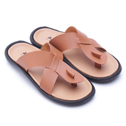 Dr.Kevin/Sepatu/Loafers/17166/Tan