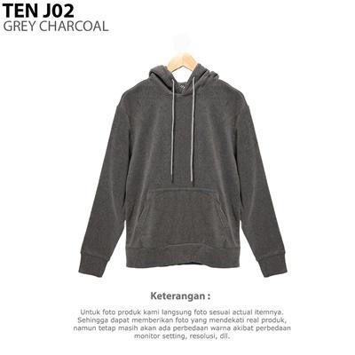 TEN J02 GREY CHARCOAL