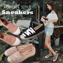 Buy 2 Free Shipping★Korea Style Canvas Shoes★Flat Shoes★Loafers Shoes★