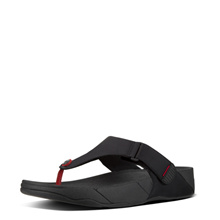 FITFLOP TRAKK II TEXTILE BLACK ★100% Authentic★