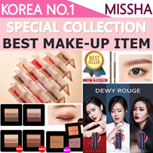 ★KOREA #NO.1★MISSHA★BEST MAKE-UP ITEM★EYE BROW / SHADOW / BLUSH / LIP PRODUCTS★SPECIAL OFFER★